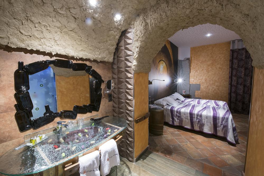 Hotel Boutique El Lagar de Isilla.