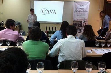 aula cultural vino CEU DO Cava_9