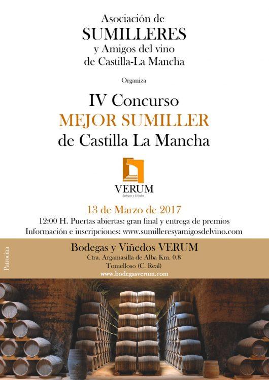 Concurso de Sumilleres Castilla La Mancha