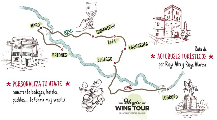 Magic Wine Tour