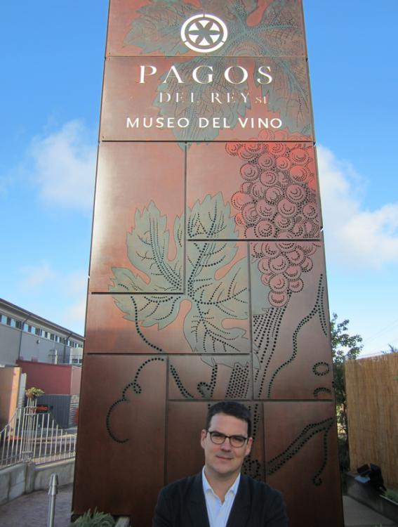 Asociación Museos Vino Rodrigo Burgos
