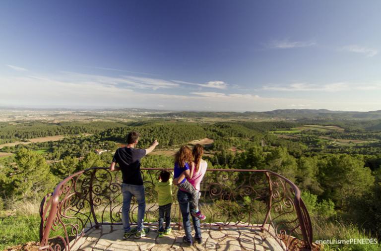 El balcón del Penedès