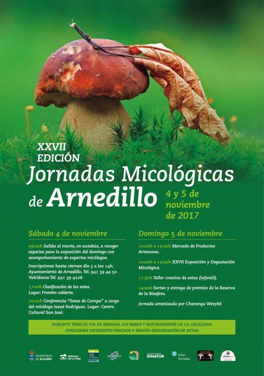 Arnedillo jorandas micológicas