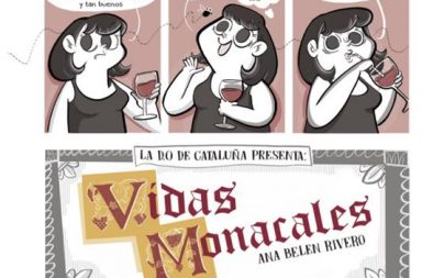 vidas monacales vinomics catalunya