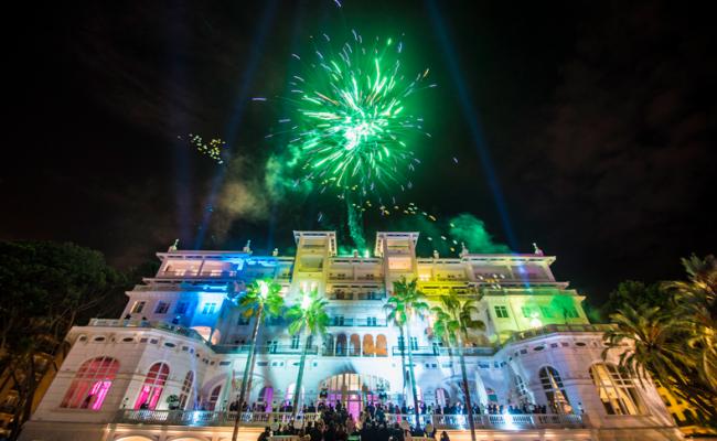 Gran Hotel Miramar en Málaga