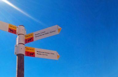 ruta ecuestre Rueda