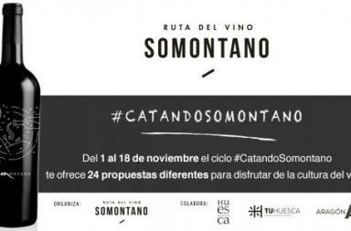 Ruta del vino de Somontano #CatandoSomontano