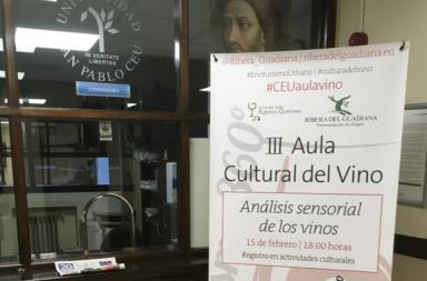 Ribera del Guadiana Aula Cultural del Vino CEU