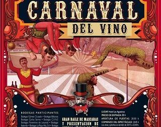 Carnaval del Vino de Haro 2018