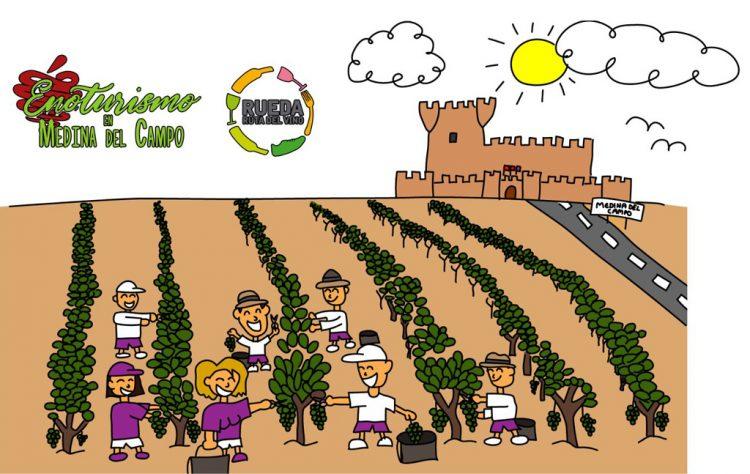 Ruta del Vino de Rueda Medina del Campo