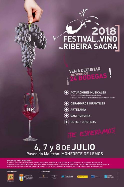 Festival Do Viño Da Ribeira Sacra