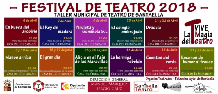 Festival de Teatro de Santaella