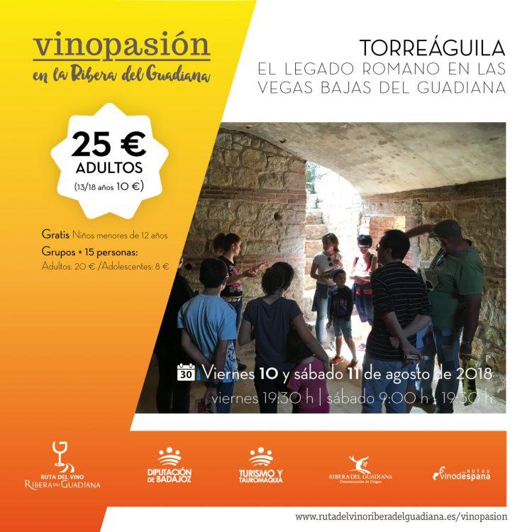vinopasión Ribera del Guadiana