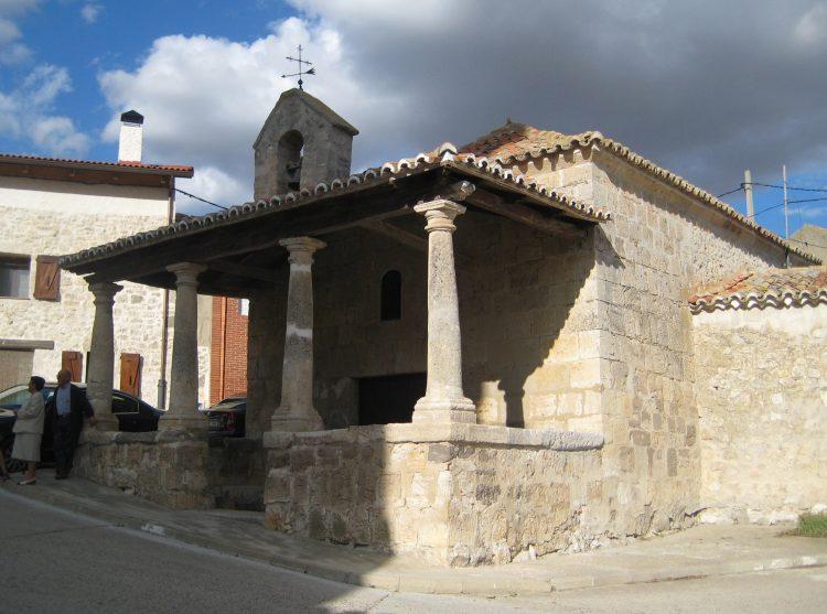 Ruta del Vino de Cigales Quintanila_de_Trigueros_ermita