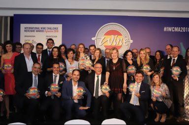 Enoturismo International Wine Challenge Merchant Awards Spain 2018