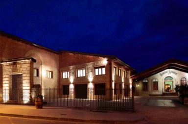 Bodegas Riojanas Fachada edificio