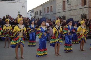 El Toboso carnavales