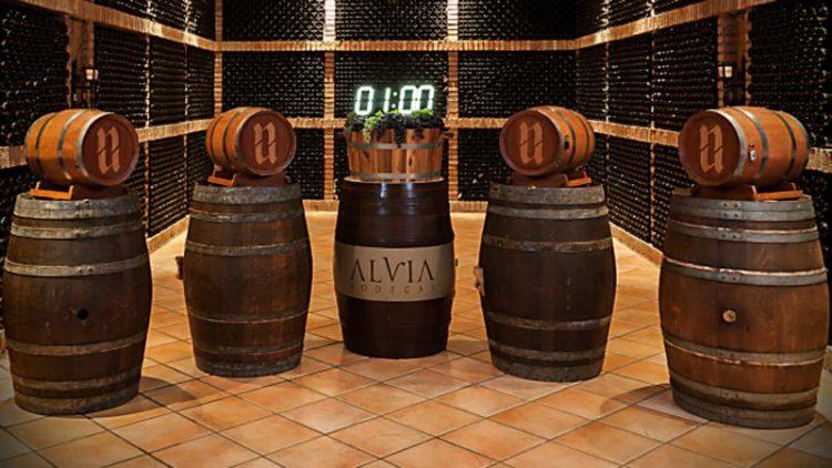 Escape Room y cata Bodegas Alvia @ Bodegas Alvia