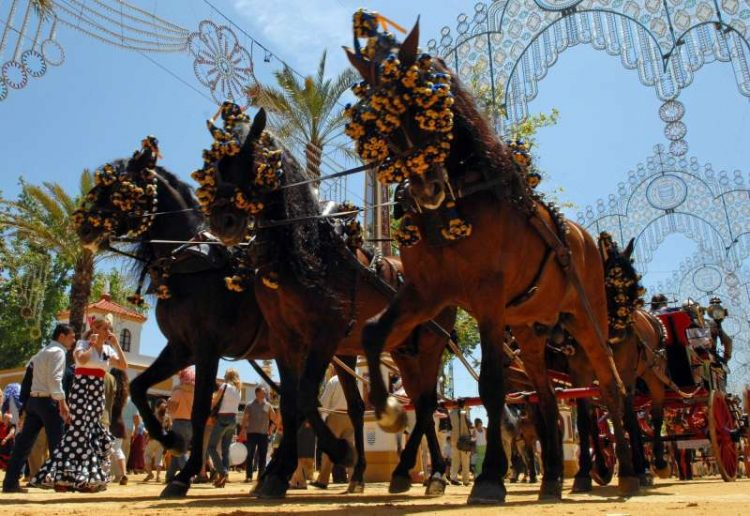 Feria del Caballo de Jerez @ Jerez de la Frontera