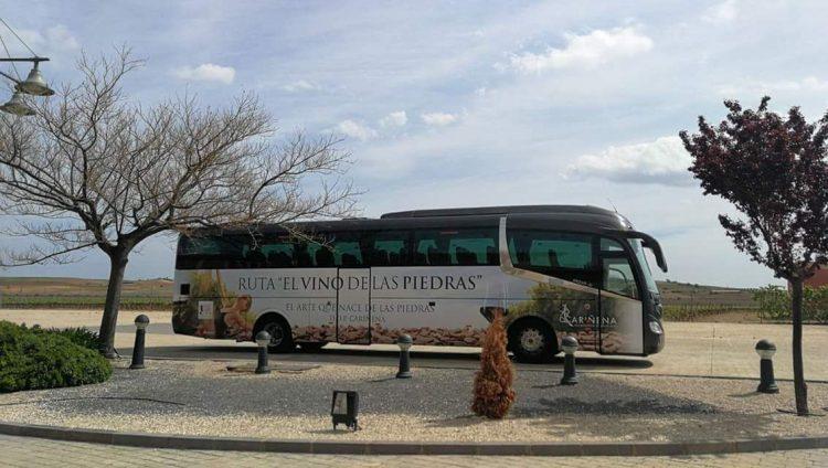 Goya y el Bus del Vino @ Museo de Pablo Serrano, Campo de Cariñena, Zaragoza