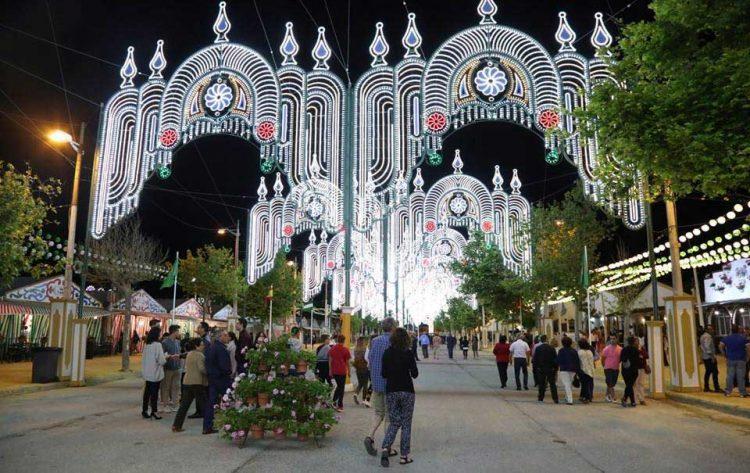 Feria de Primavera de Rota @ Rota, Cádiz