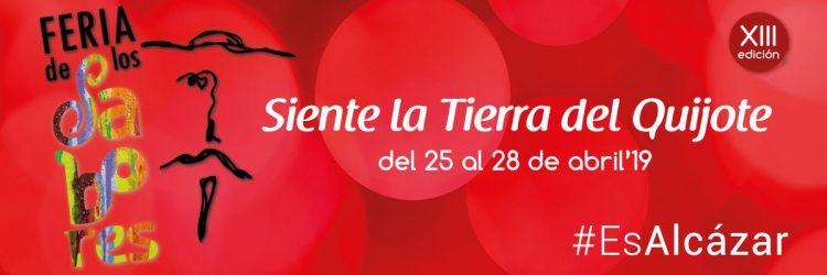 Feria de los Sabores Tierra del Quijote @ Alcázar de San Juan, Castilla-La Mancha