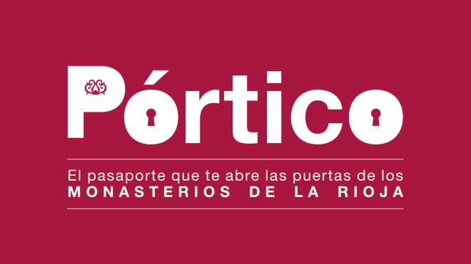 Pasaporte turístico-culturalPórtico @ Ruta del Vino de Rioja Alta