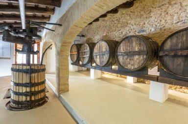 Museo Malvasía Sitges interior