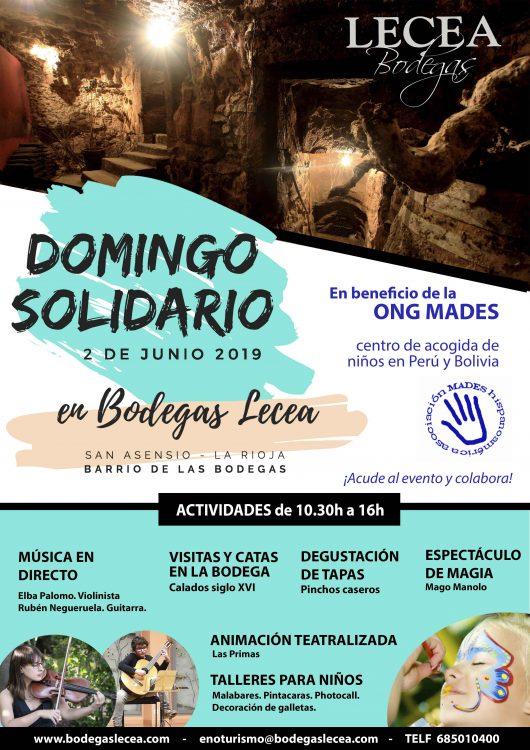 Bodegas Lecea_domingo_solidario