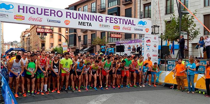 Higuero Running Festival 2019 @ Aranda del Duero