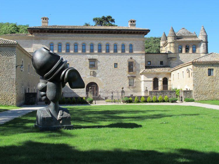 Navarra enoturismo Otazu