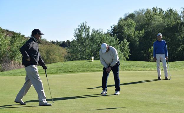 Comienza la Liga de Golf y Vino en La Rioja