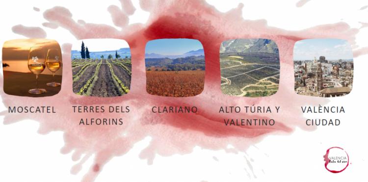 Valencia Ruta del Vino