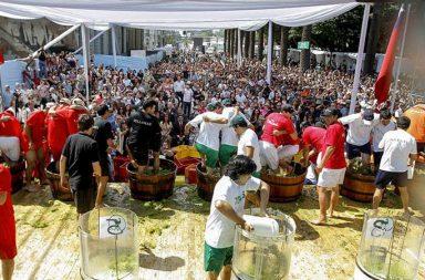 Fiesta de la Vendimia Chile