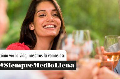 #SiempreMedioLlena