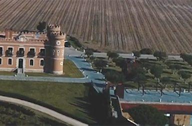 Monte la Reina castillo y bodega