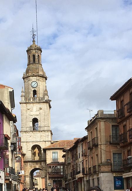 Toro Torre del Reloj