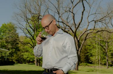 fase olfativa del vino michael pourfar
